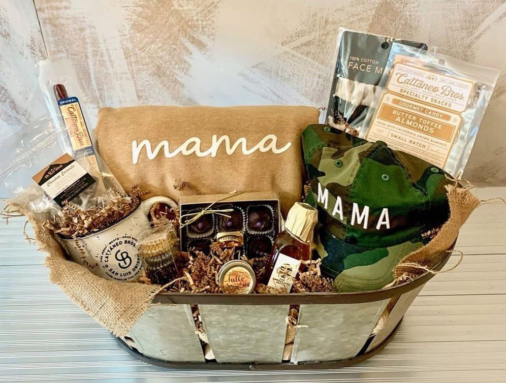 The Mama Box from Mercantile in SLO CAL