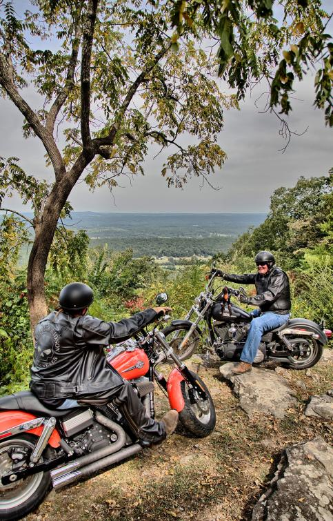 Scenic Motorcyle Trails