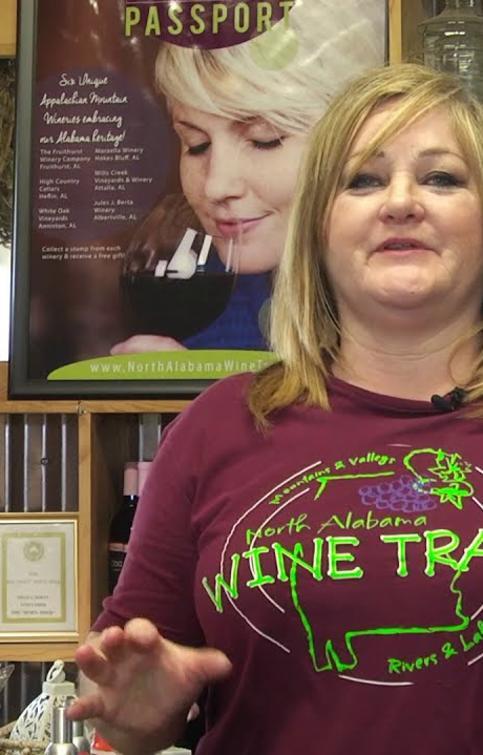 North Alabama Wine Trail