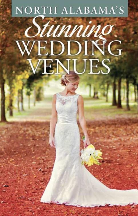 North Alabama's Stunning Wedding Venues