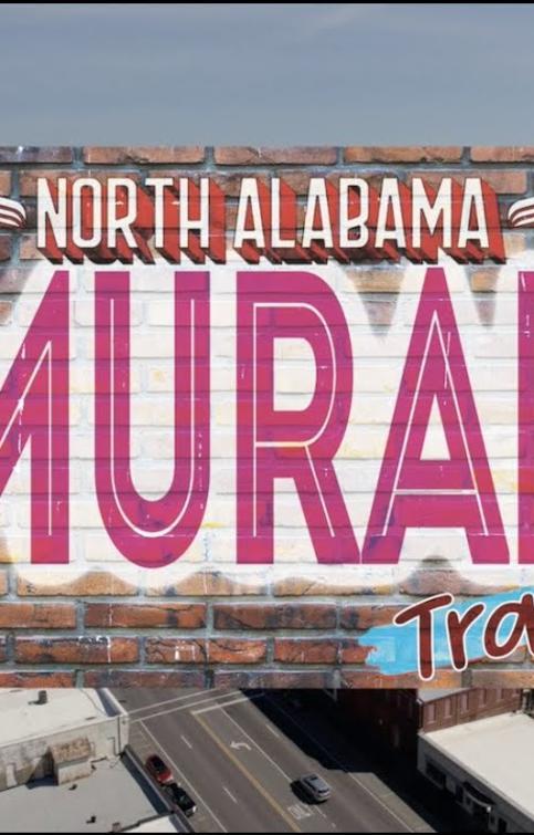 North Alabama Mural Trail