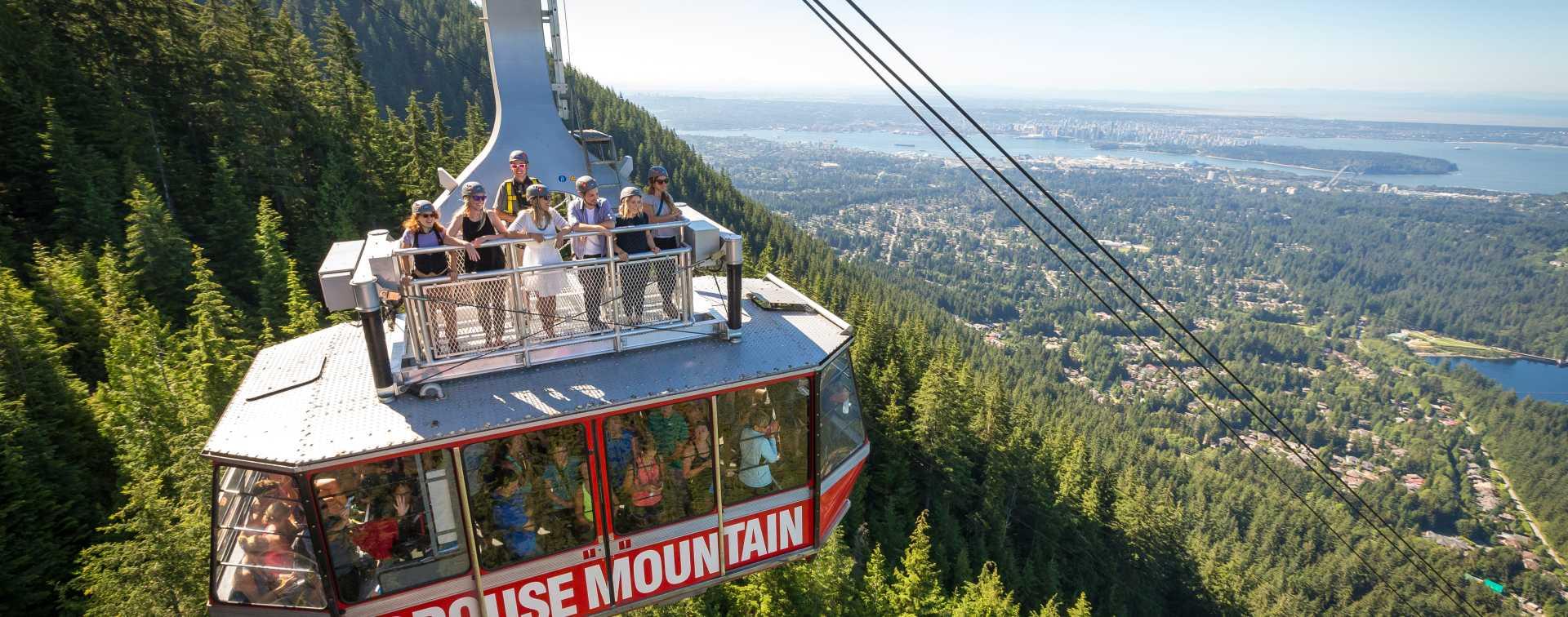 Grouse Mountain Tram