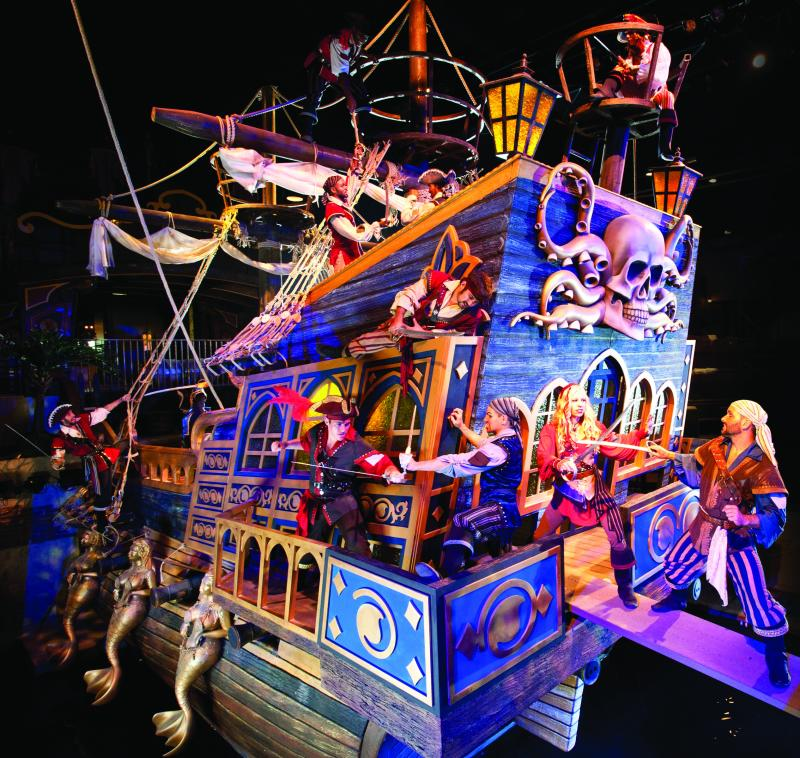 Pirates Voyage Dinner and Show - Fun, Feast & Adventure