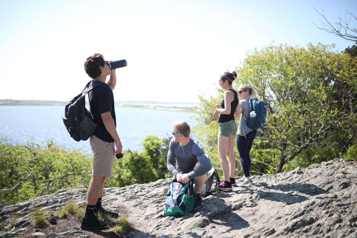 Hiking in Newport RI Find Walking & Hiking Trails in Bristol County