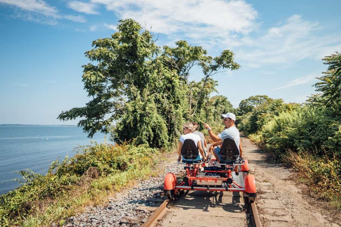 Calendrier Trail Bretagne 2019.Rail Explorers Discover Newport Rhode Island