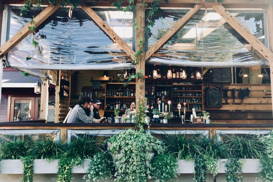 Outdoor Dining In Newport Ri Restaurants With Patios