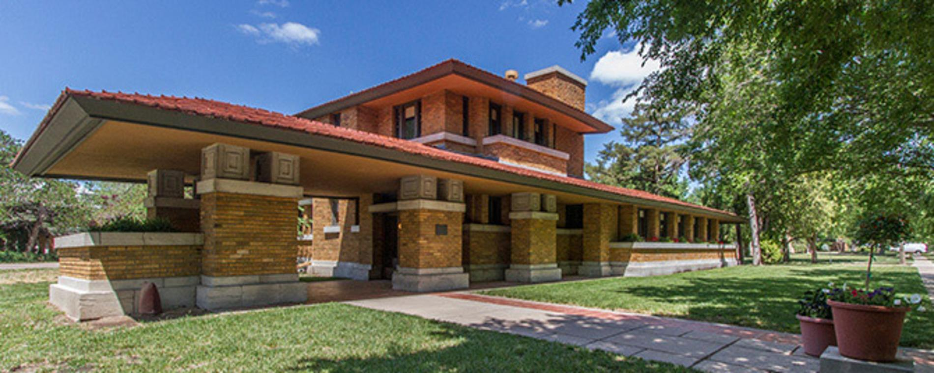 Lloyd Frank Wright Houses where to see frank lloyd wright innovation in wichita