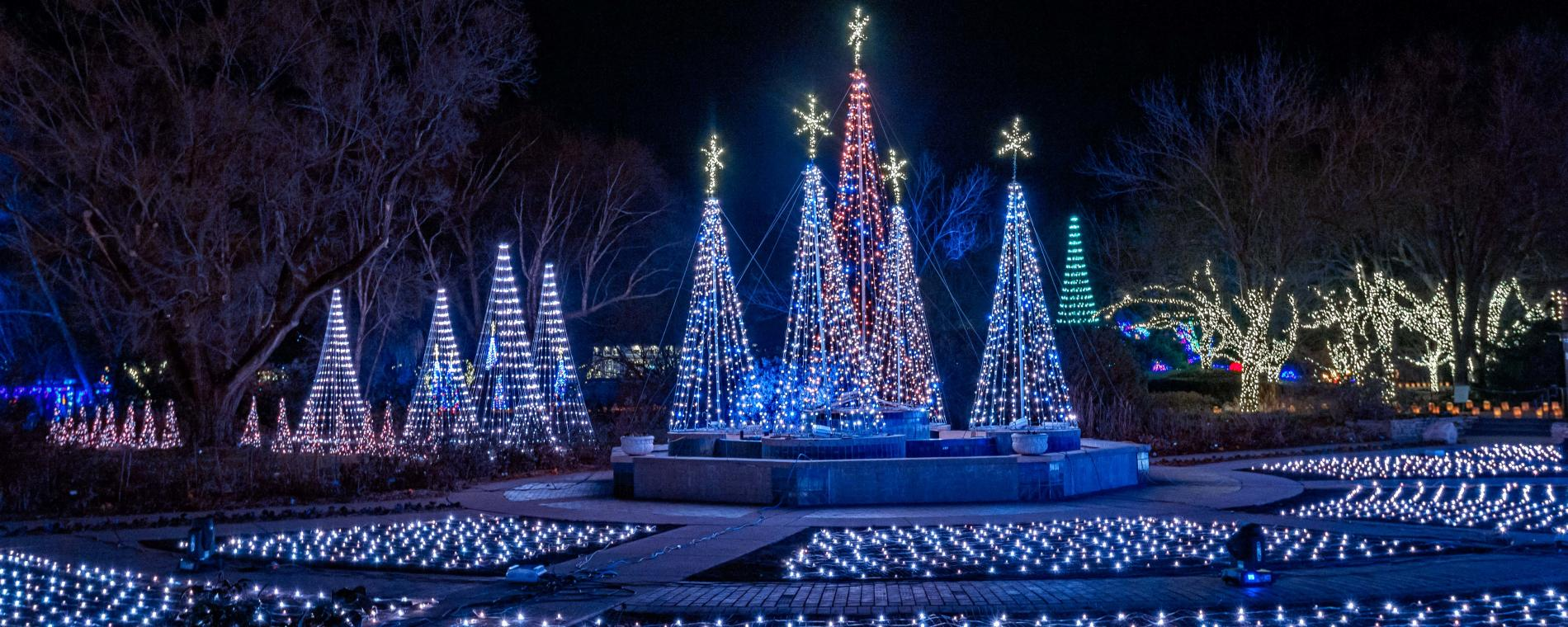 Wichita Christmas Light Displays 2020 Best places to see Christmas lights in Wichita 2019
