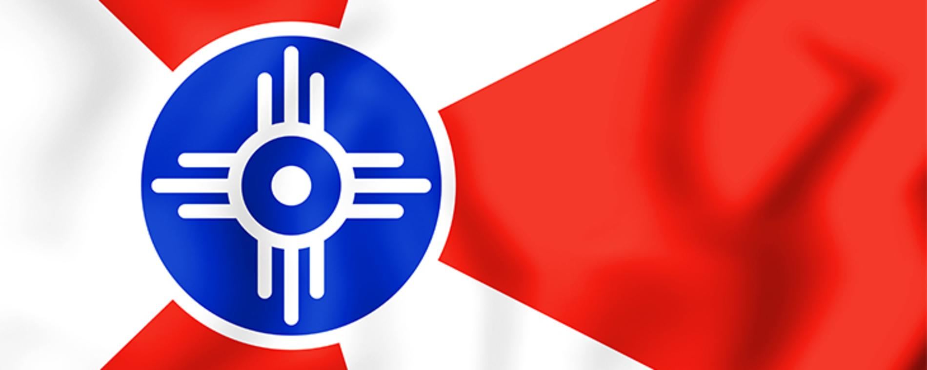 The Wichita Flag - The symbol of the city