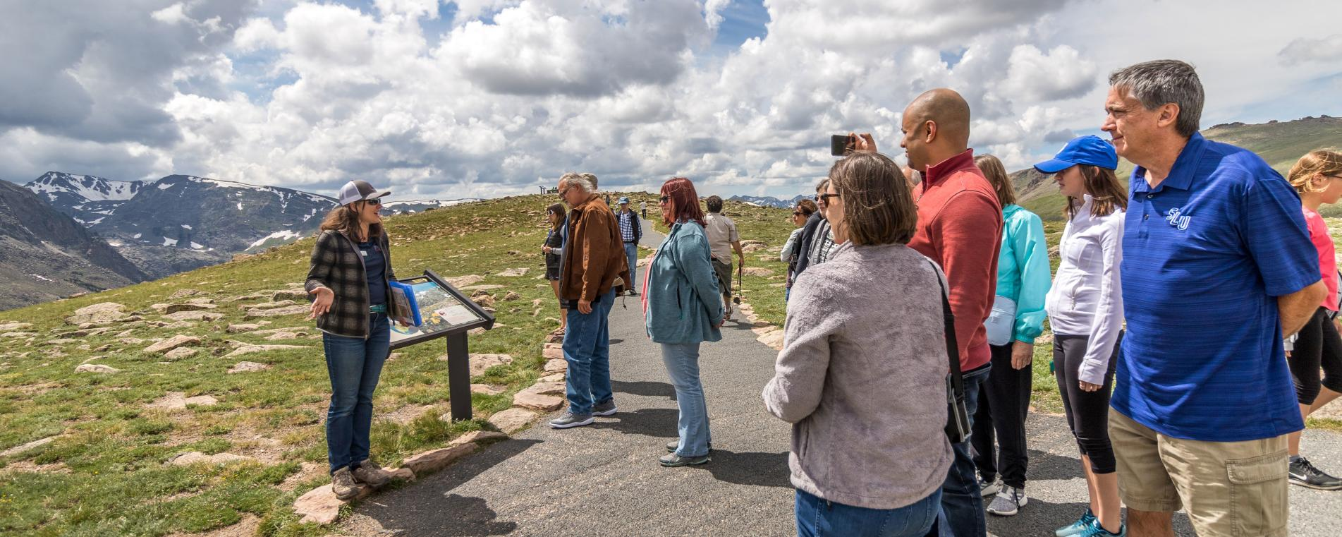 rocky mountain conservancy guided tour