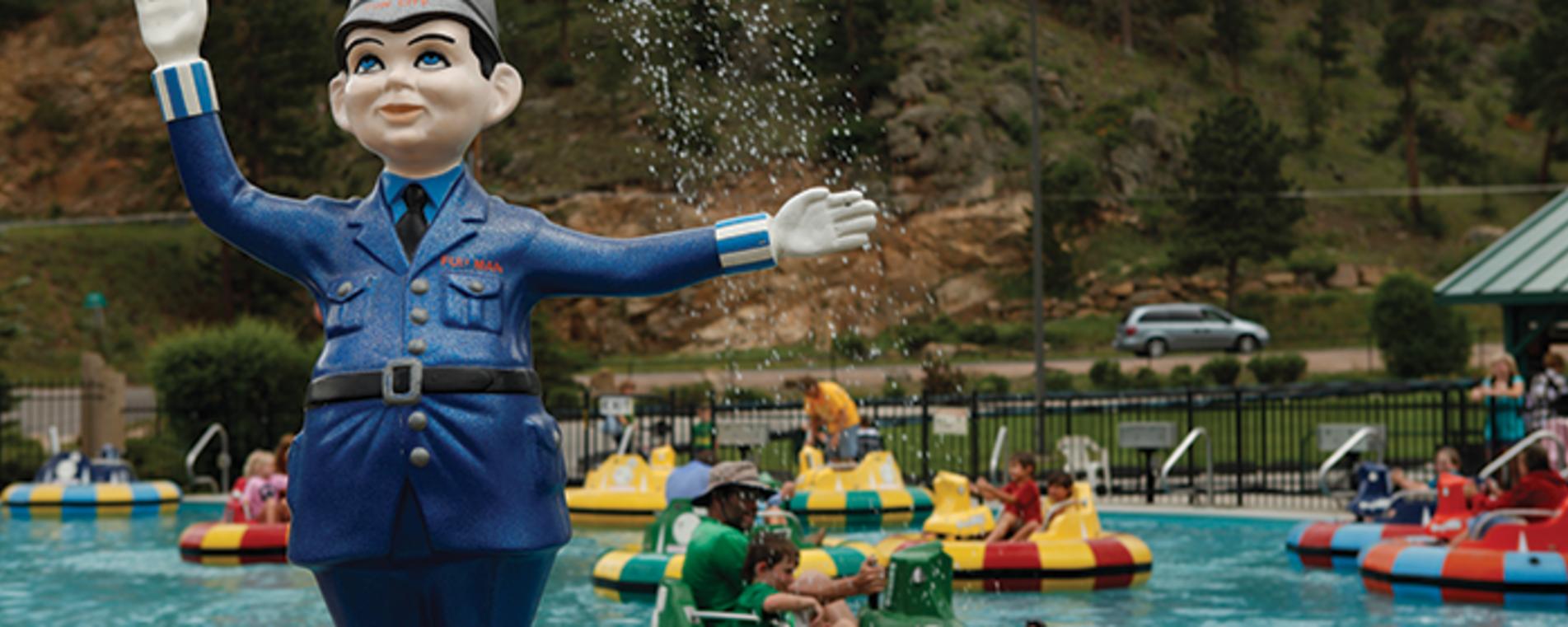 Amusement Parks Header