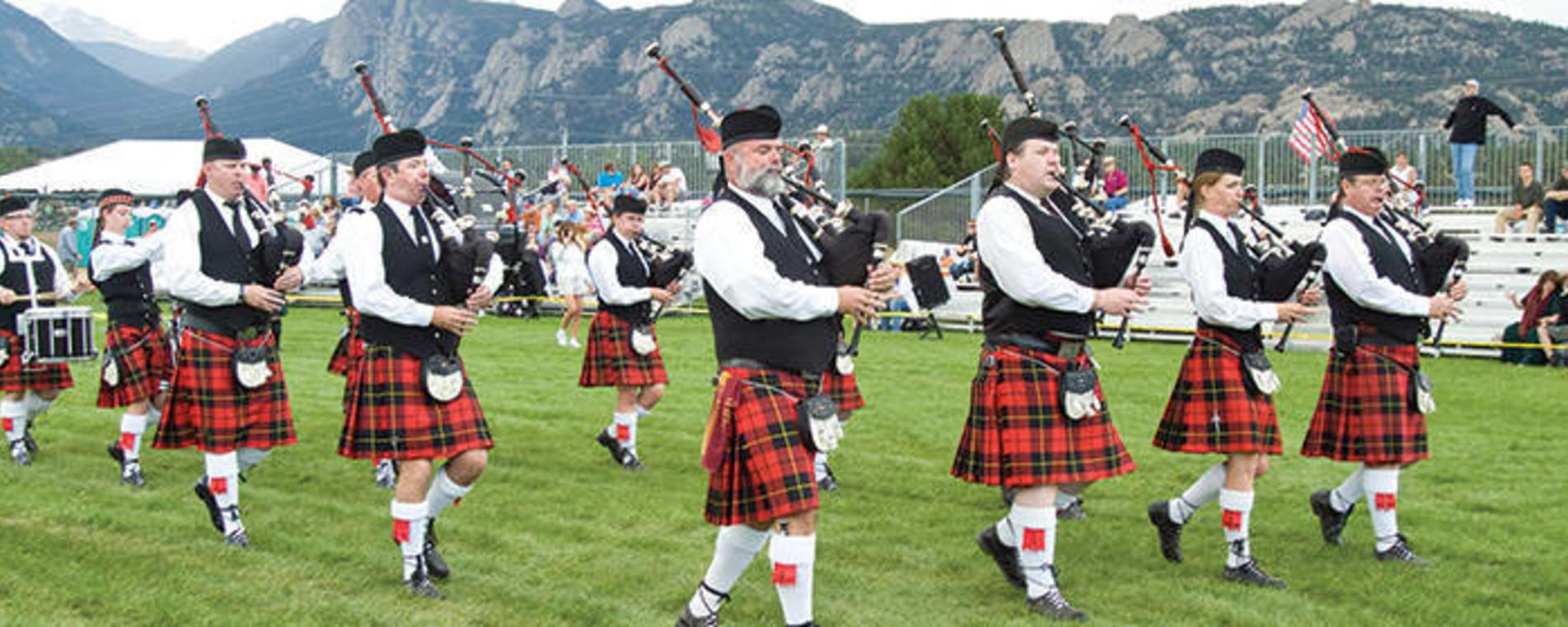 Scottish Festival 2020.Estes Park Co Lodging Things To Do Restaurants Estes