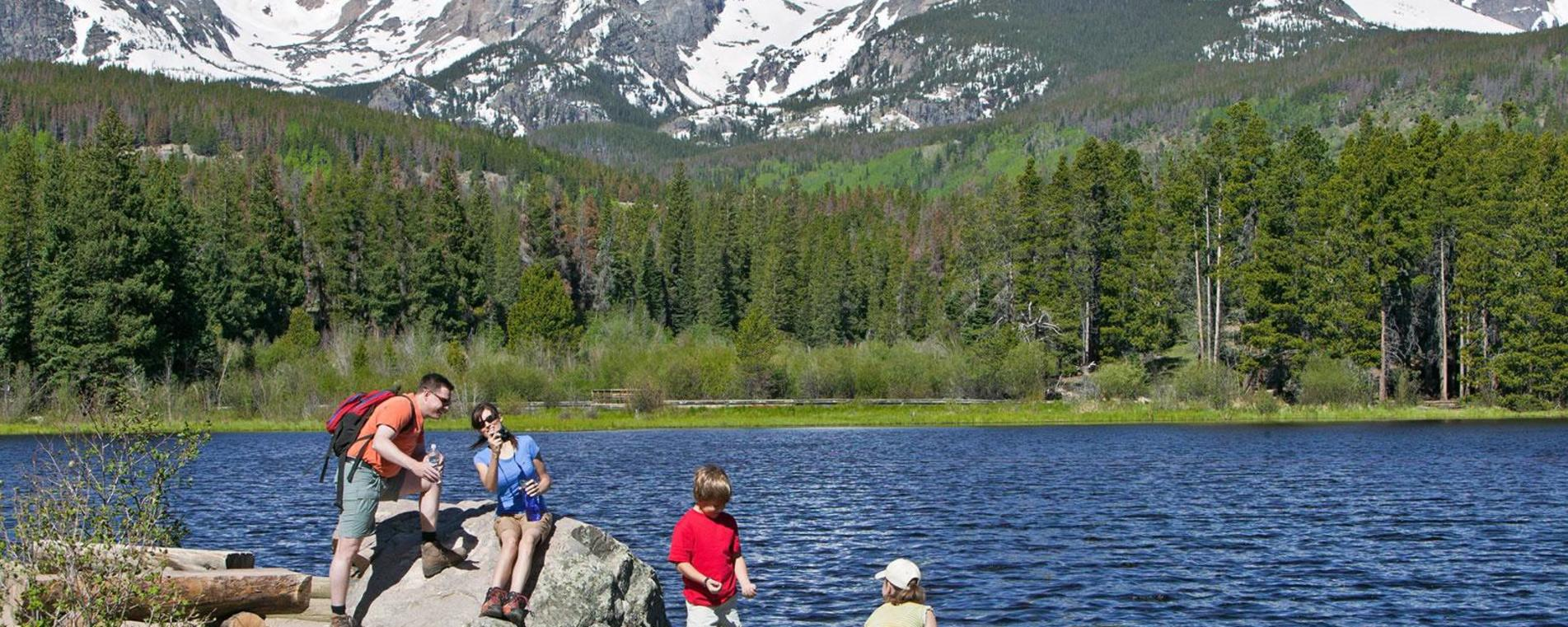 Estes Park is Perfect for Family Friendly Hiking