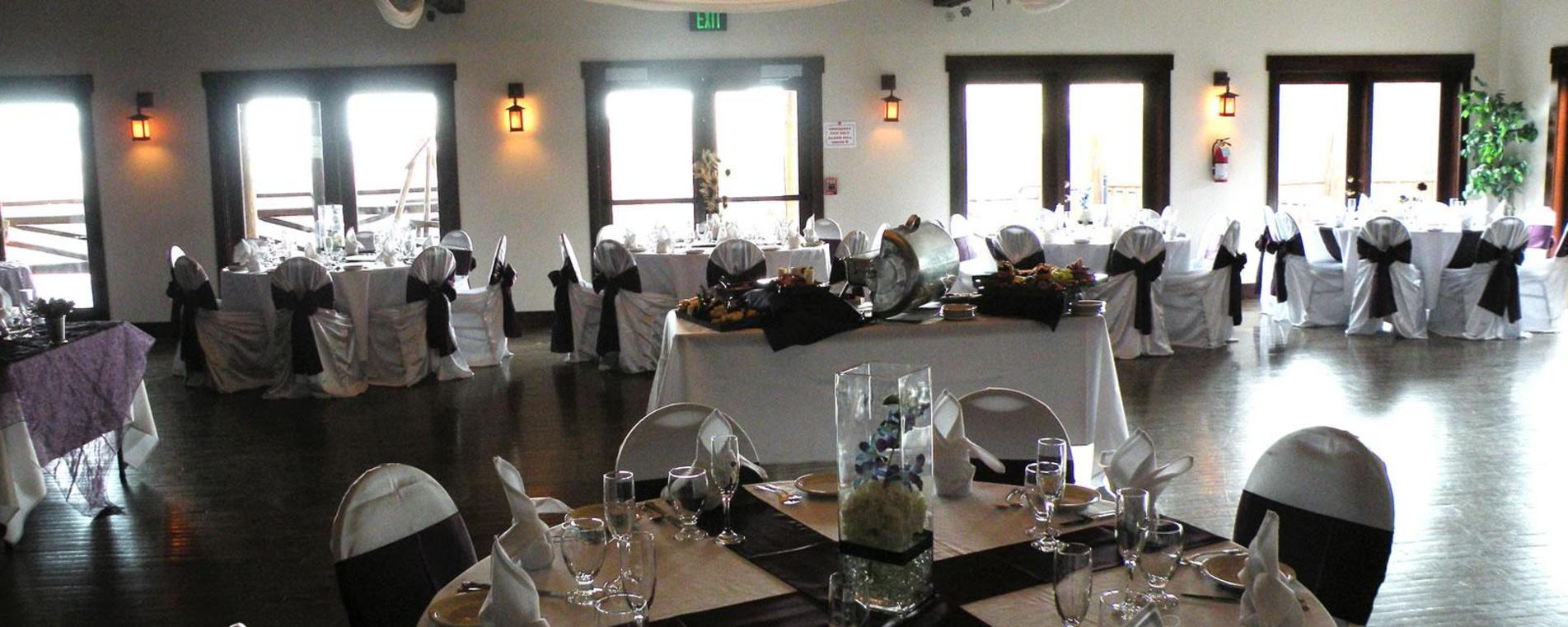 Elegant Weddings at Marys Lake Lodge