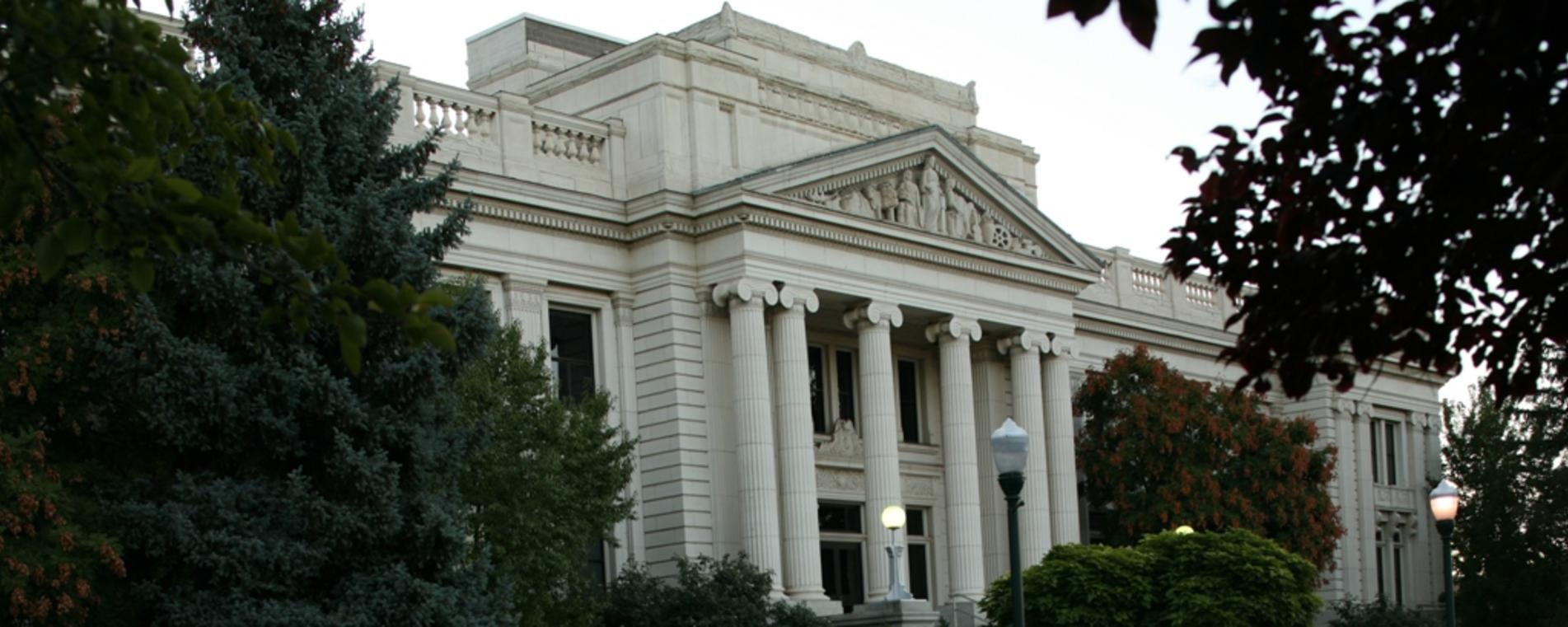 Historic Utah County Courthouse