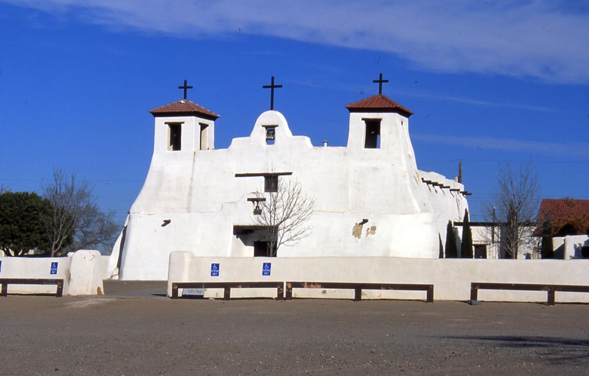 Isleta Pueblo Header