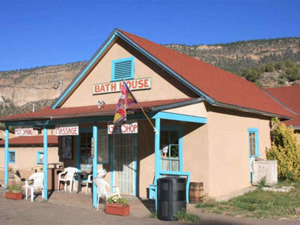 Relax - New Mexico Tourism - Hot Springs & Spa Resort
