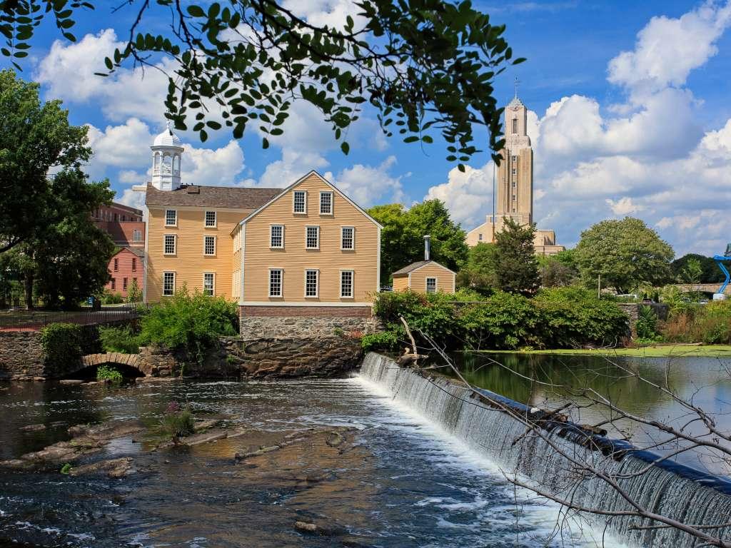 Slater Mill-Pawtucket-Blackstone Valley