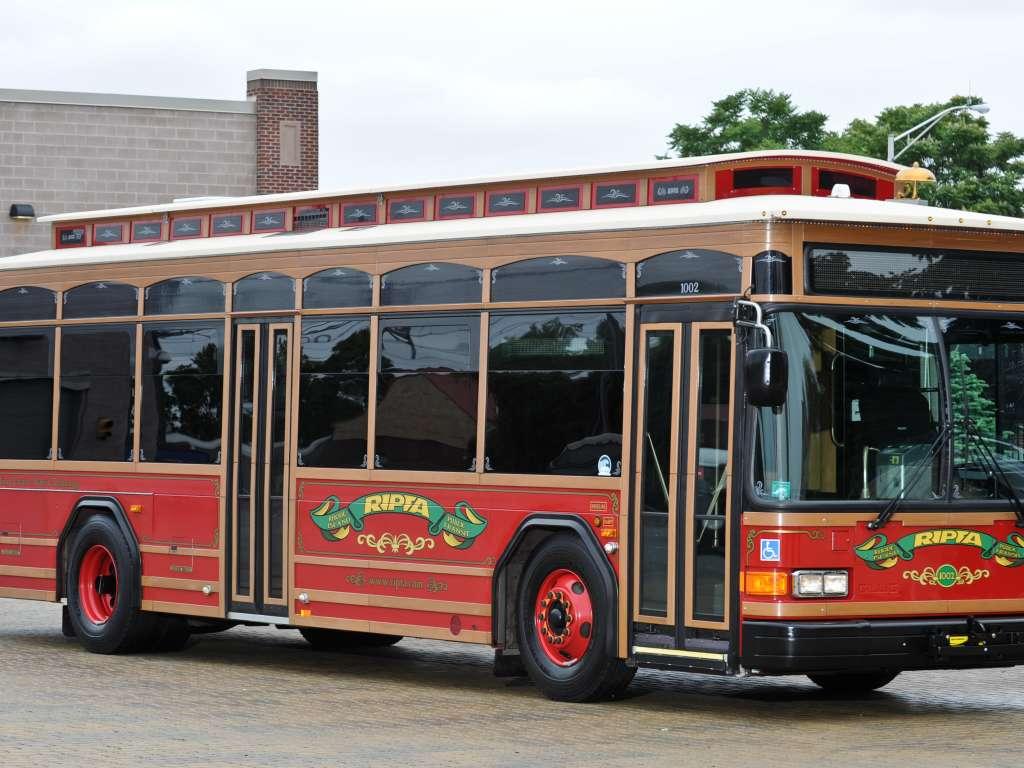 Rhode Island Public Transit Authority-Providence