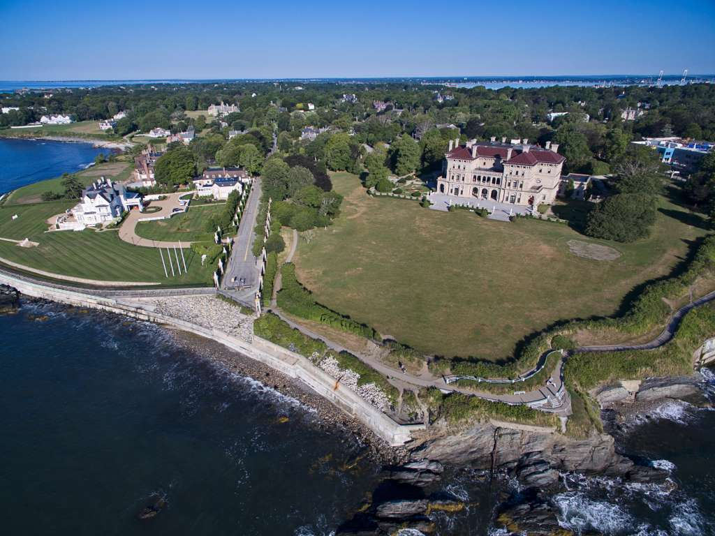 Mansions Historic Homes Of Rhode Island Tour Gilded Age