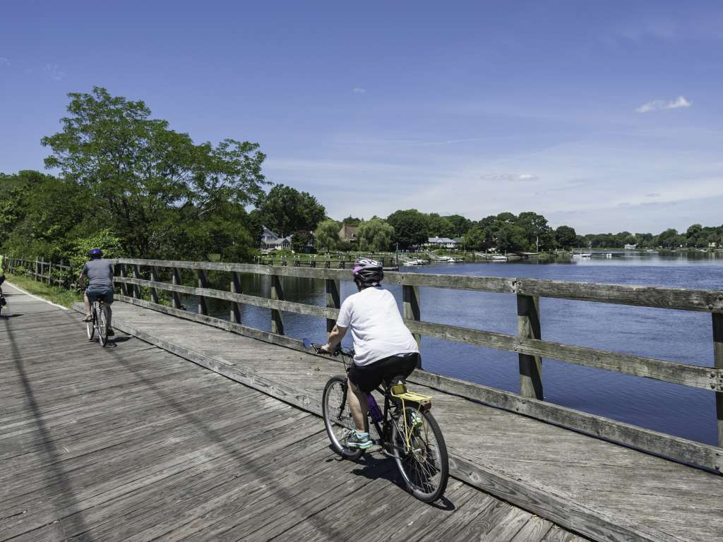 East Bay Bike Path-Bristol County