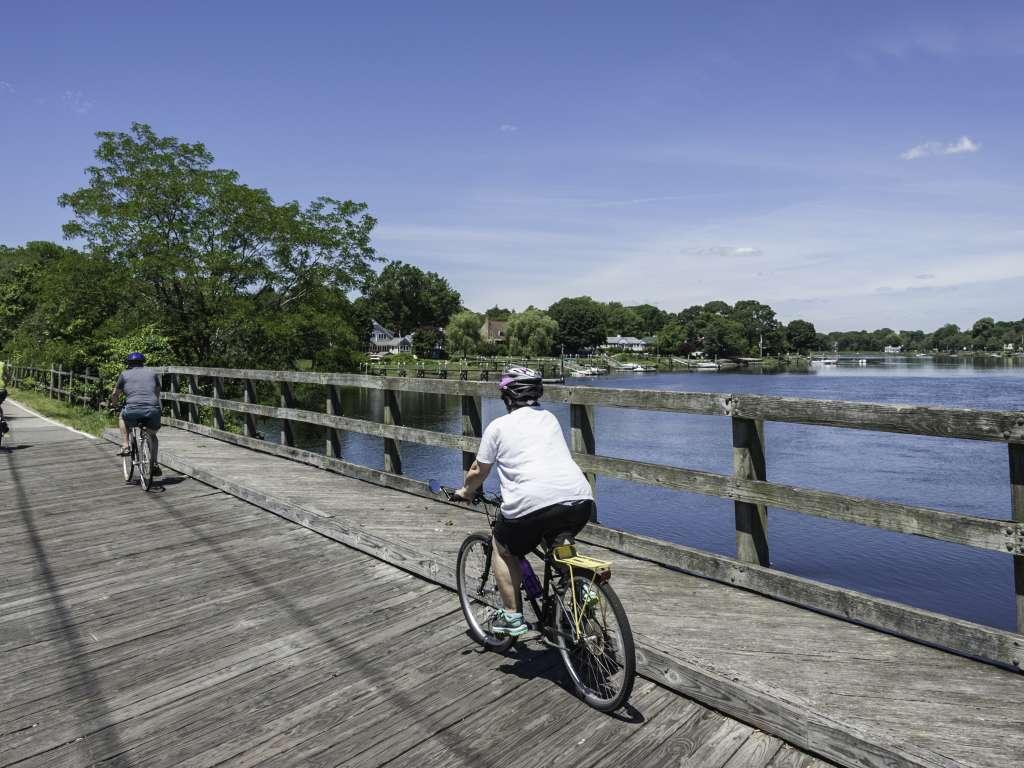 East Bay Bike Path-Bristol County