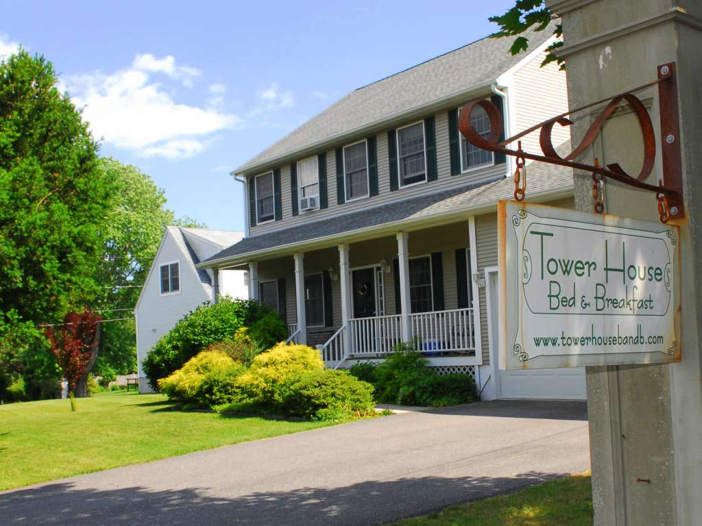 Tower House Bed & Breakfast in Narragansett, RI
