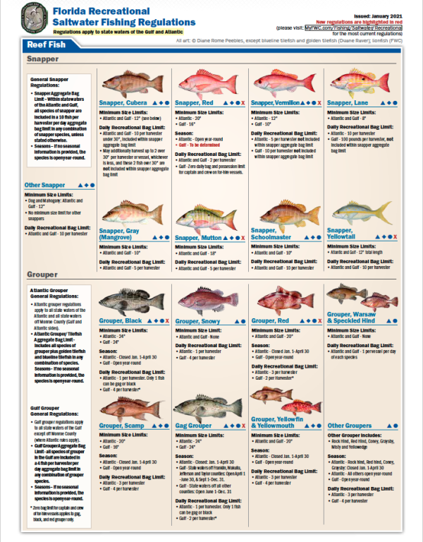 Fishing Resources 2021