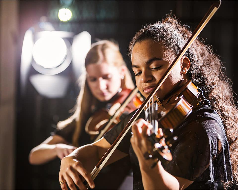 Sunflower Music Festival - Violin   Topeka, KS