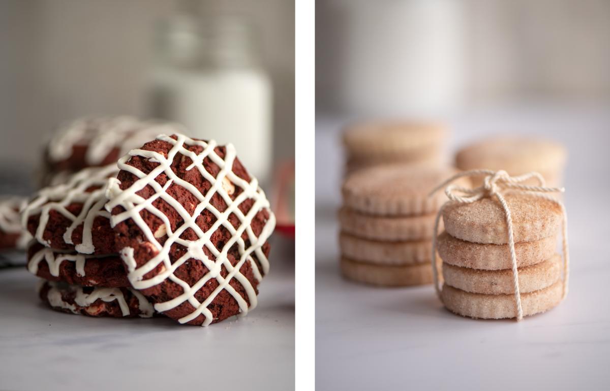 Bizcochito Bites, Red Velvet White Chocolate Chip Cookies, Rude Boys, Albuquerque, New Mexico Magazine
