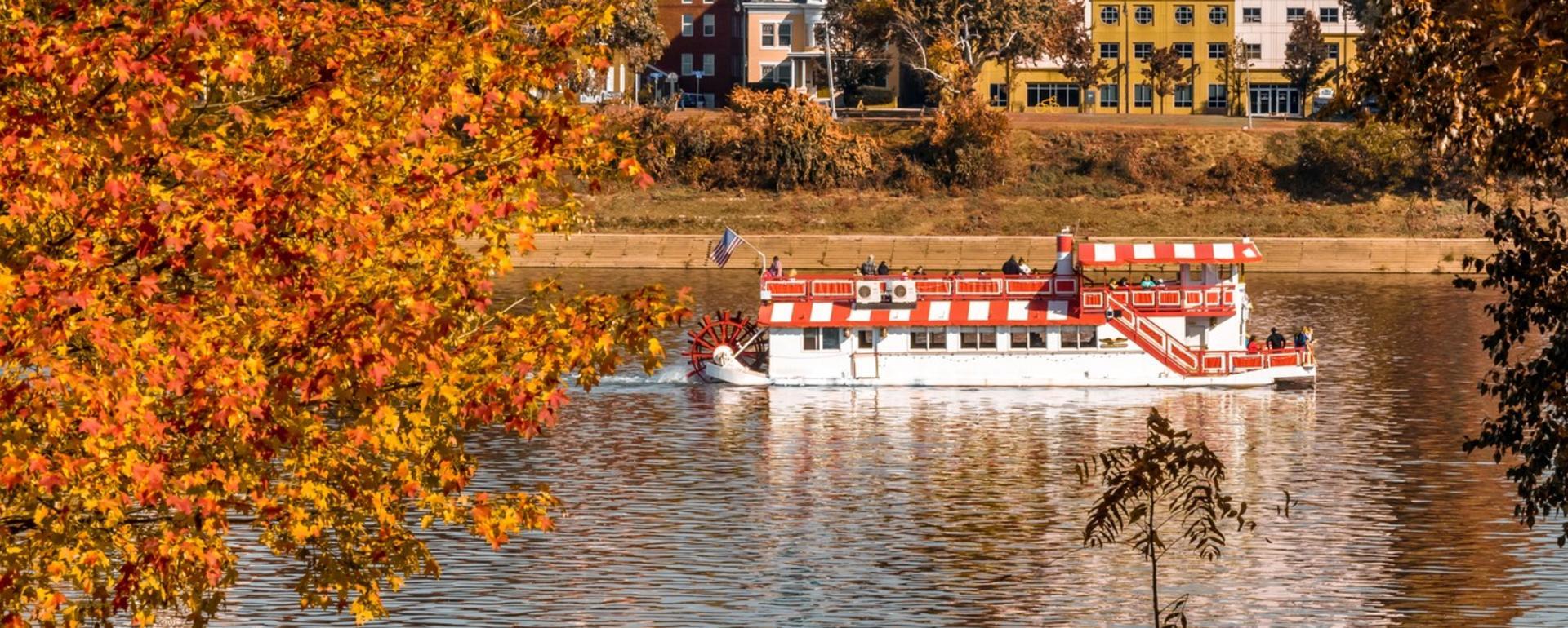 Harrisburg in the Fall