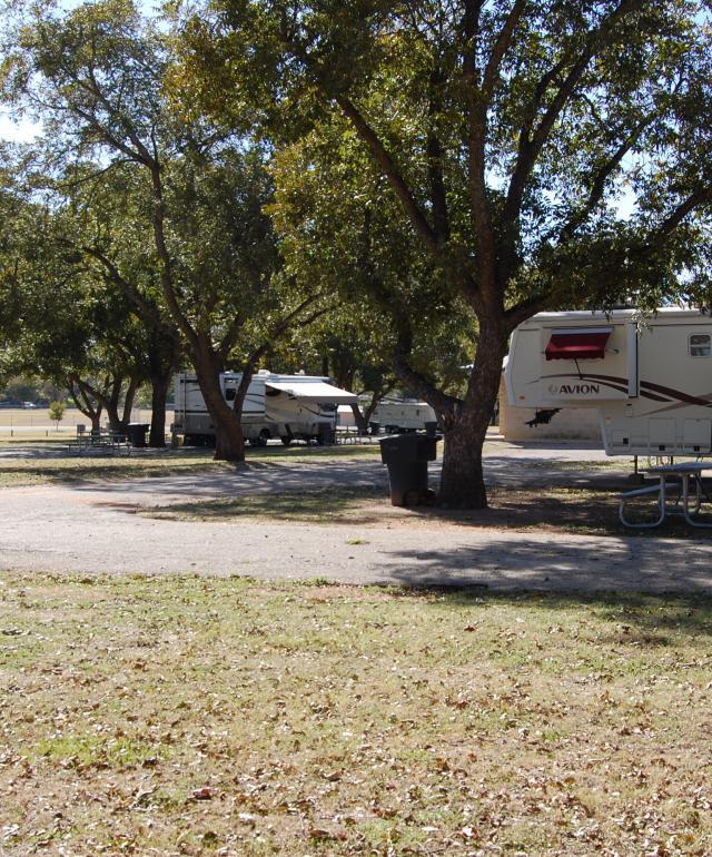 Lady Bird Johnson RV Campground