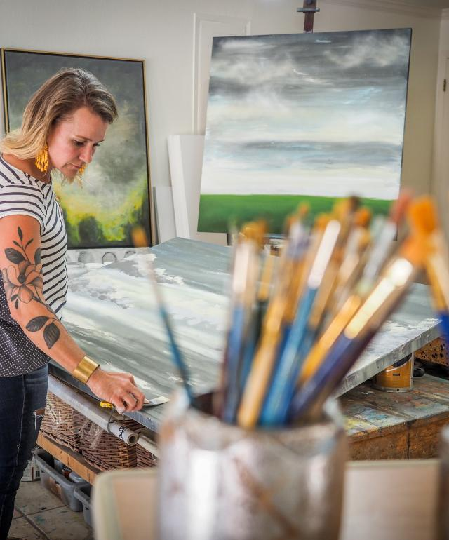 Jill Holland Art Studio