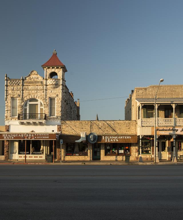 Main Street Empty