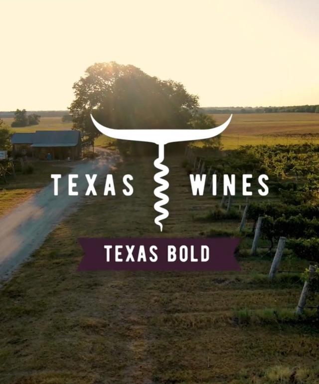 Logo Overlaid Vineyard Shot