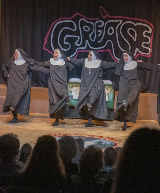 Grease Theater Show