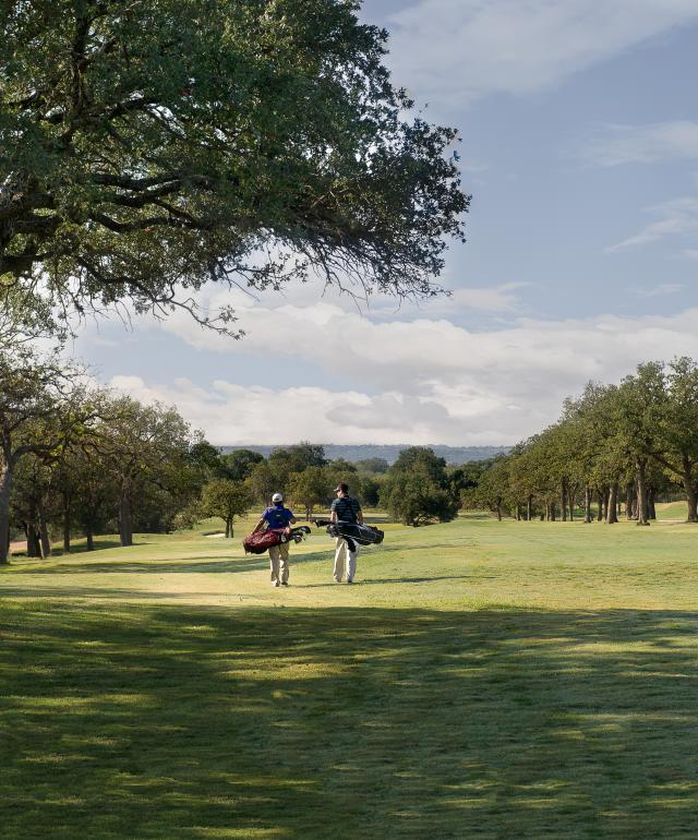 Lady Bird Johnson Golf Course