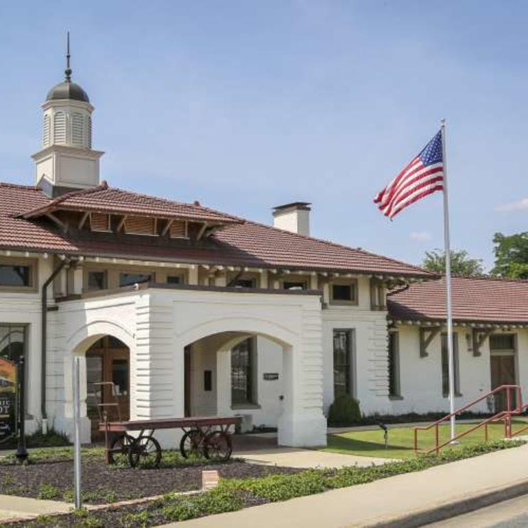 Decatur Historic Railroad Depot