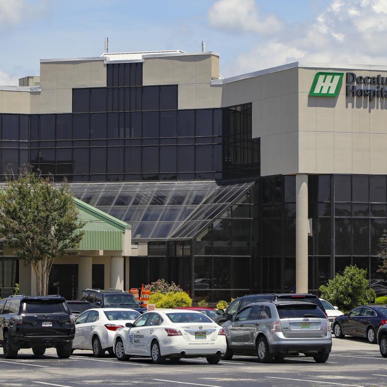 Decatur Morgan County Parkway Campus