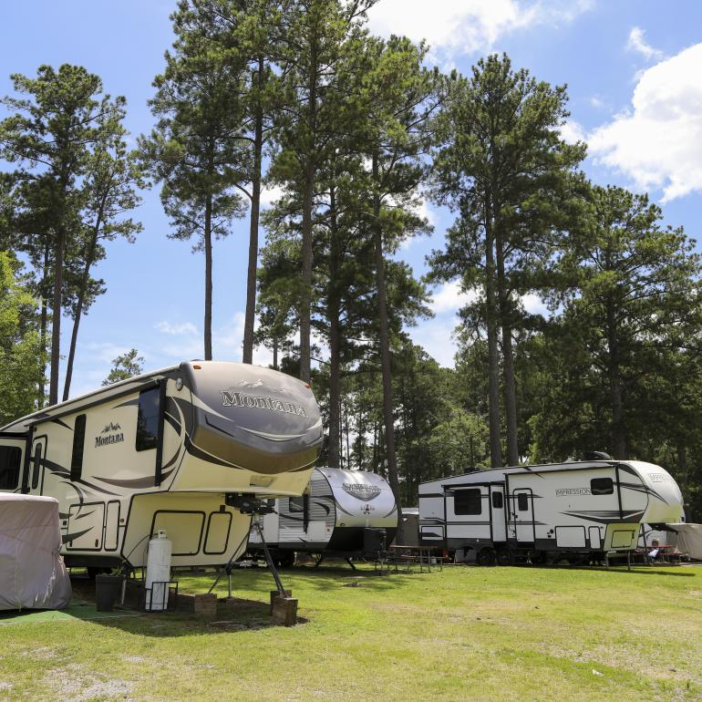 Smith Lake Park & Campground