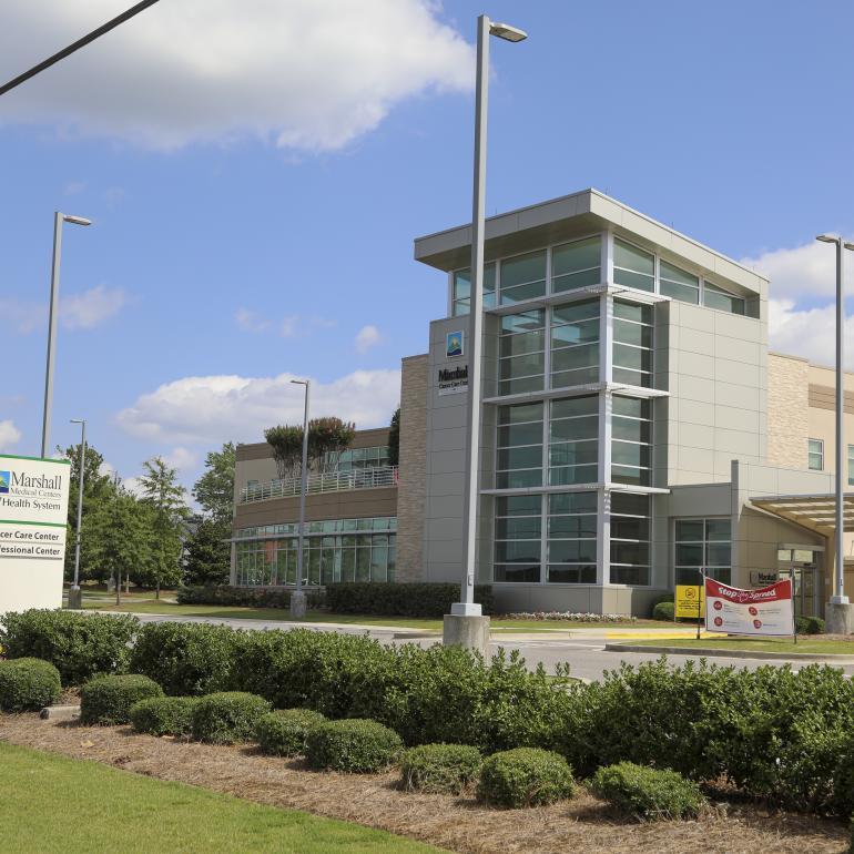 Marshall Medical Cancer Center