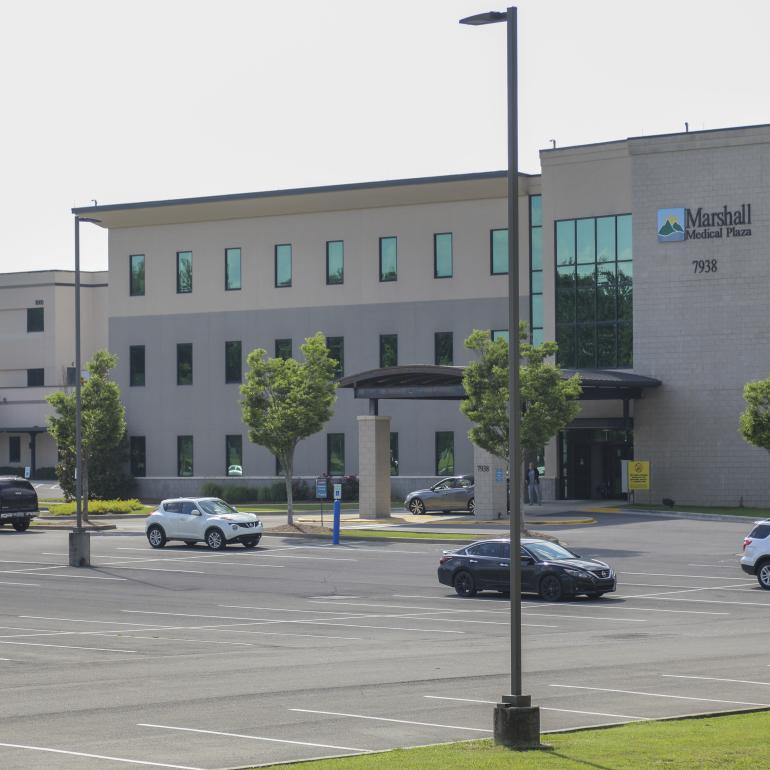 Marshall Medical Center North