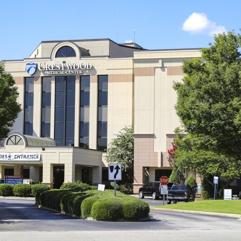 Crestwood Hospital Huntsville