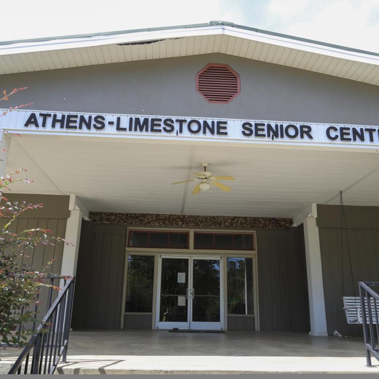 Athens Limestone Senior Center
