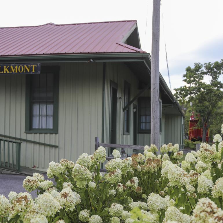 Elkmont Depot