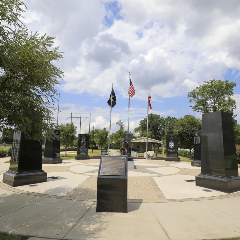 Priceville Veterans Park