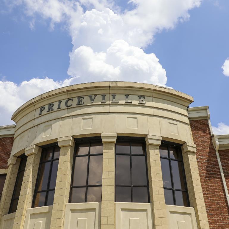 Priceville Town Hall