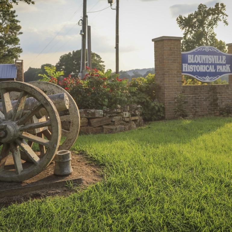 Blountsville Historical Park