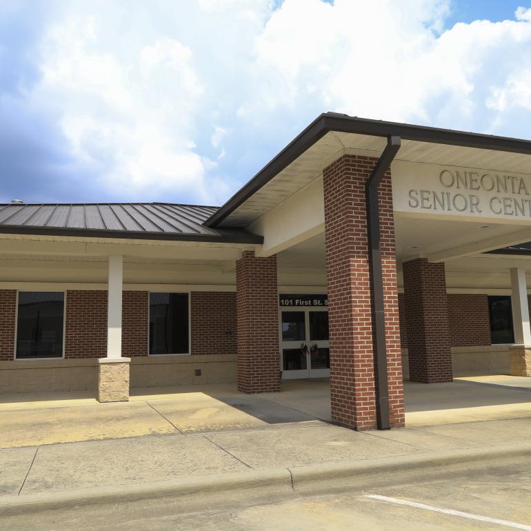 Oneonta Senior Center