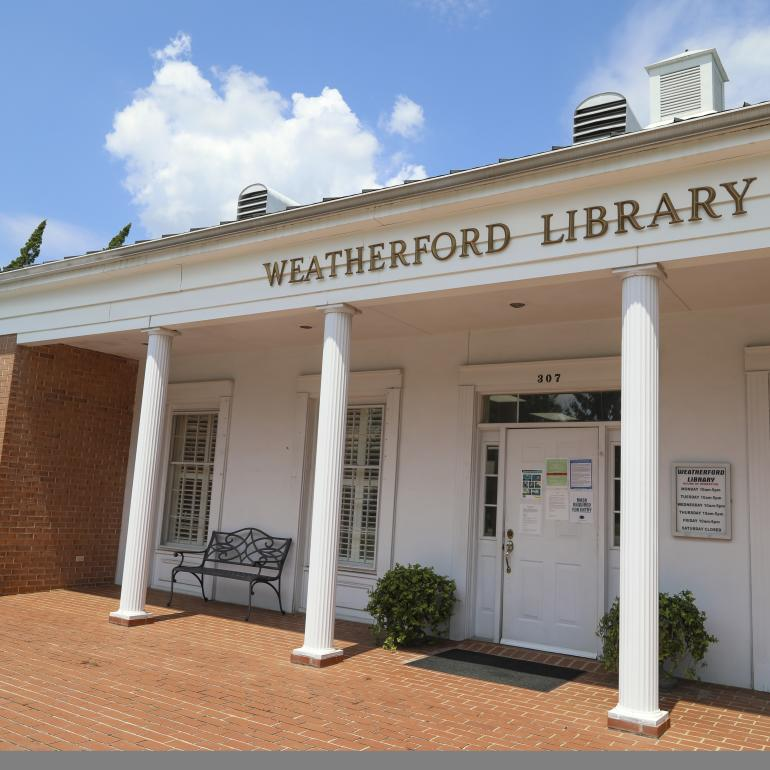 Weatherford Library